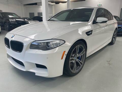 2013 BMW M5 for sale at Mag Motor Company in Walnut Creek CA