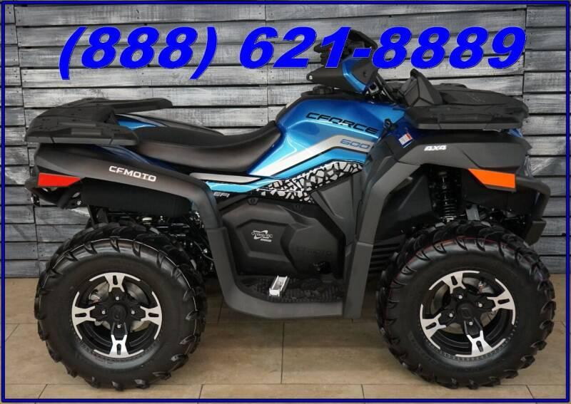 2021 CF Moto CForce for sale at AZautorv.com in Mesa AZ
