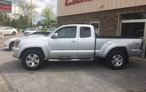 2011 Toyota Tacoma for sale at K B Motors in Clearfield PA