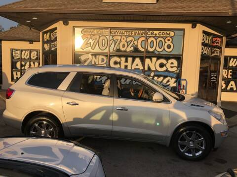 2009 Buick Enclave for sale at Kentucky Auto Sales & Finance in Bowling Green KY