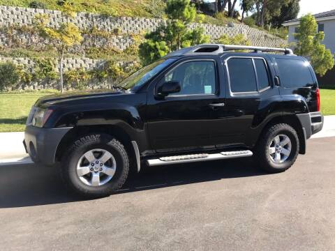 2009 Nissan Xterra for sale at CALIFORNIA AUTO GROUP in San Diego CA