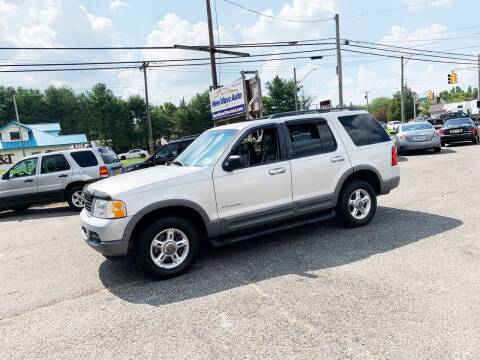 2002 Ford Explorer for sale at New Wave Auto of Vineland in Vineland NJ