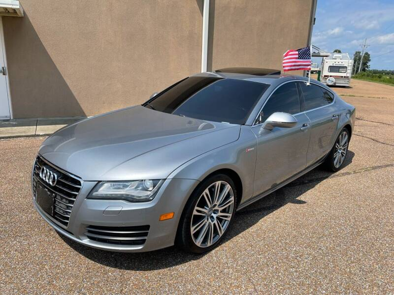 2013 Audi A7 for sale at The Auto Toy Store in Robinsonville MS