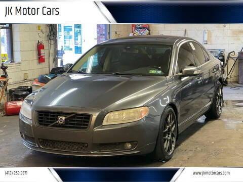 2008 Volvo S80 for sale at JK Motor Cars in Pittsburgh PA