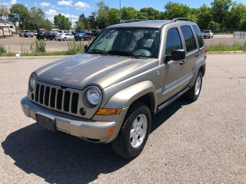 2006 Jeep Liberty for sale at Berry's Cherries Auto in Billings MT