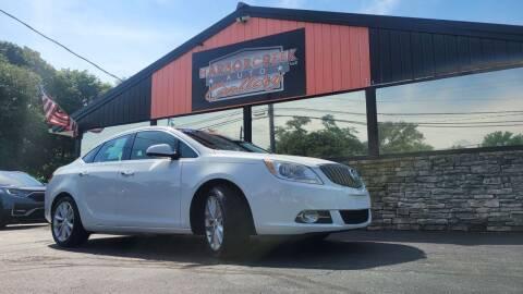 2012 Buick Verano for sale at Harborcreek Auto Gallery in Harborcreek PA