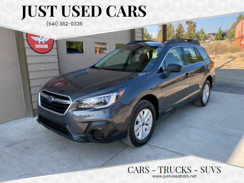 2018 Subaru Outback for sale at Just Used Cars in Bend OR
