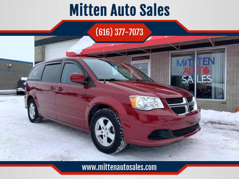 2011 Dodge Grand Caravan for sale at Mitten Auto Sales in Holland MI