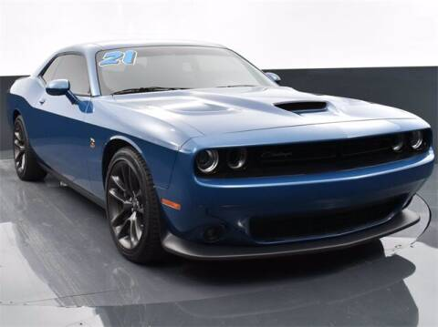 2021 Dodge Challenger for sale at Tim Short Auto Mall in Corbin KY
