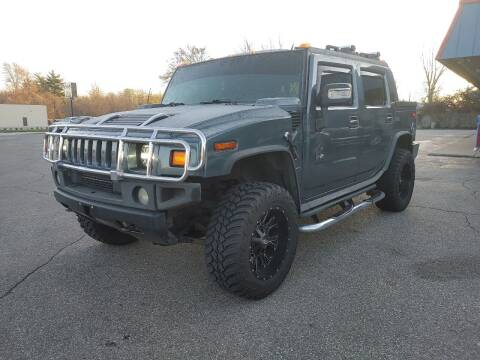 2005 HUMMER H2 SUT for sale at Cruisin' Auto Sales in Madison IN