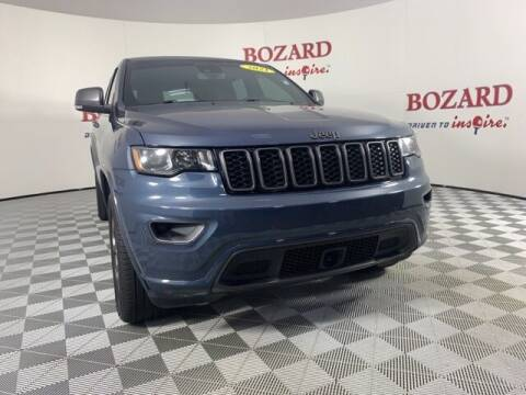 2021 Jeep Grand Cherokee for sale at BOZARD FORD in Saint Augustine FL