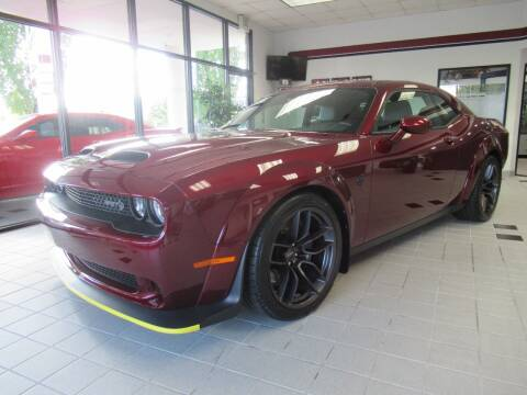 2019 Dodge Challenger for sale at LULAY'S CAR CONNECTION in Salem OR