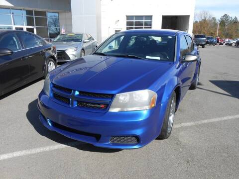 2014 Dodge Avenger for sale at Auto America in Charlotte NC