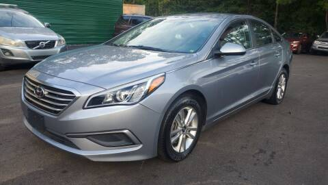2016 Hyundai Sonata for sale at GA Auto IMPORTS  LLC in Buford GA