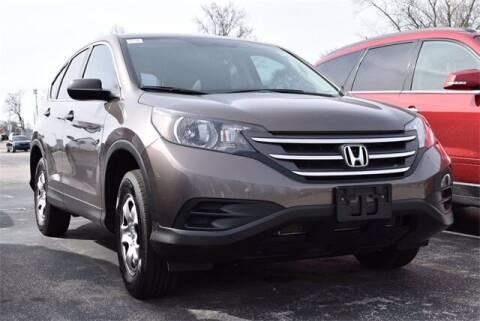 2014 Honda CR-V for sale at BOB ROHRMAN FORT WAYNE TOYOTA in Fort Wayne IN