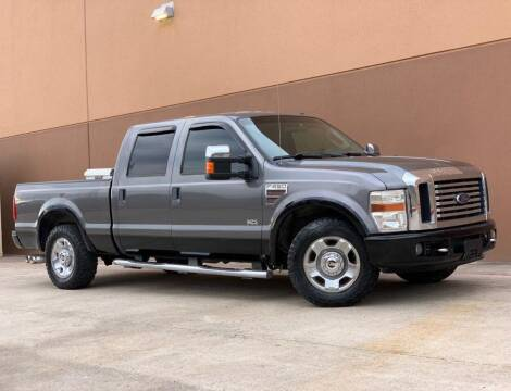 2008 Ford F-250 Super Duty for sale at Texas Prime Motors in Houston TX