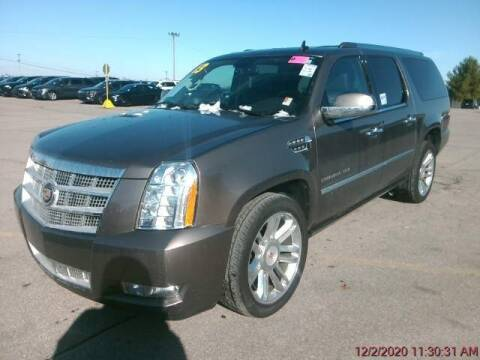 2013 Cadillac Escalade ESV for sale at Paradise Motor Sports LLC in Lexington KY