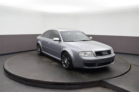 2003 Audi RS 6 for sale at M & I Imports in Highland Park IL