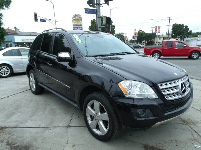 2009 Mercedes-Benz M-Class for sale at Hollywood Auto Brokers in Los Angeles CA