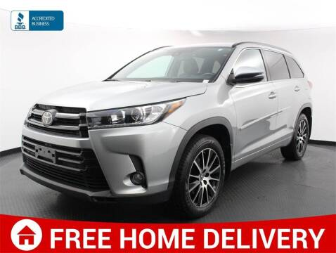 2018 Toyota Highlander for sale at Florida Fine Cars - West Palm Beach in West Palm Beach FL