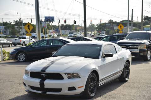 2011 Ford Mustang for sale at Motor Car Concepts II - Kirkman Location in Orlando FL