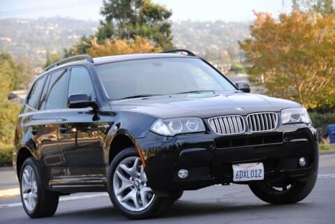 2008 BMW X3 for sale at VSTAR in Walnut Creek CA