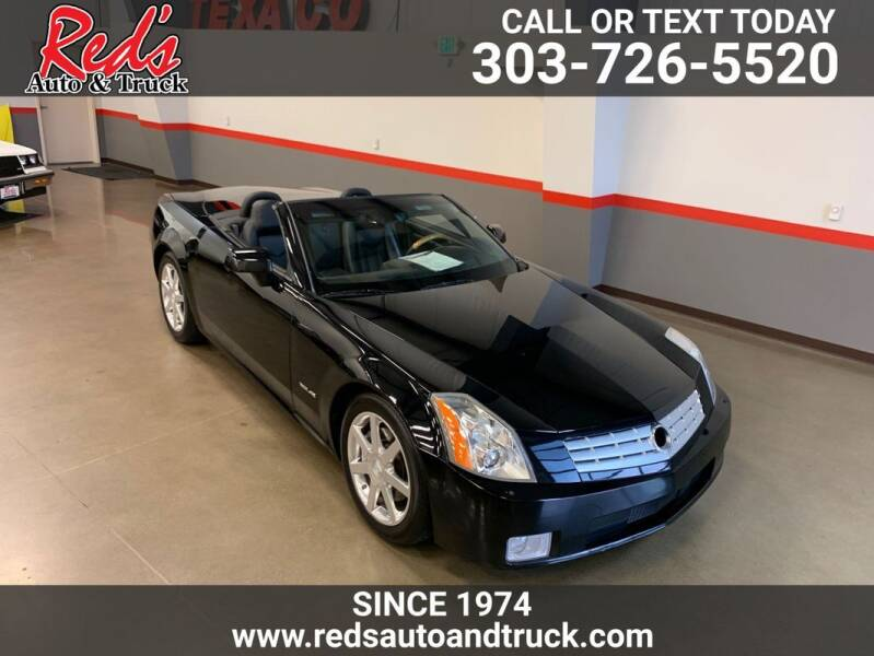 2004 Cadillac XLR for sale at Red's Auto and Truck in Longmont CO