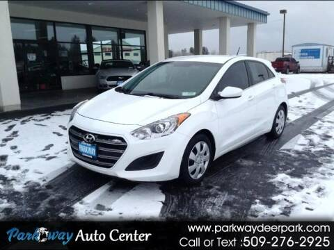 2016 Hyundai Elantra GT for sale at PARKWAY AUTO CENTER AND RV in Deer Park WA