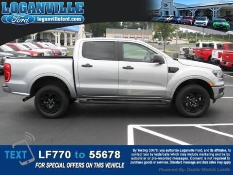 2020 Ford Ranger for sale at Loganville Ford in Loganville GA