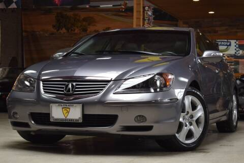 2005 Acura RL for sale at Chicago Cars US in Summit IL