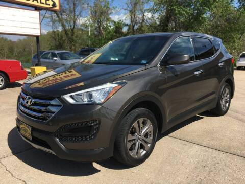 2013 Hyundai Santa Fe Sport for sale at Town and Country Auto Sales in Jefferson City MO