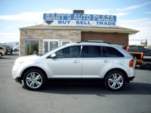 2013 Ford Edge for sale at GARY'S AUTO PLAZA in Helena MT