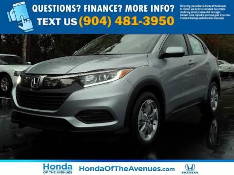 2021 Honda HR-V for sale at Honda of The Avenues in Jacksonville FL