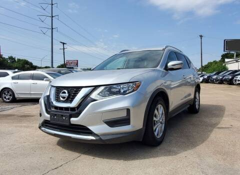 2017 Nissan Rogue for sale at International Auto Sales in Garland TX