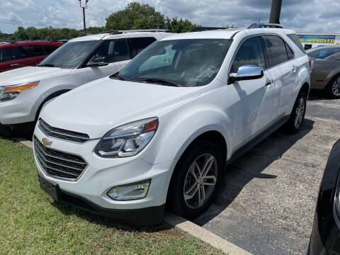 2017 Chevrolet Equinox for sale at Greg's Auto Sales in Poplar Bluff MO