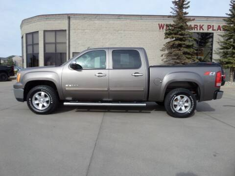 2013 GMC Sierra 1500 for sale at Elite Motors in Fargo ND