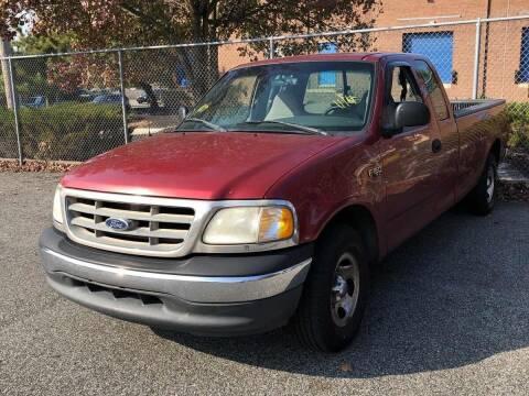 2000 Ford F-150 for sale at Delong Motors in Fredericksburg VA