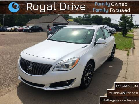 2017 Buick Regal for sale at Royal Drive in Newport MN