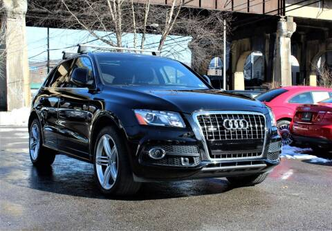 2011 Audi Q5 for sale at Cutuly Auto Sales in Pittsburgh PA