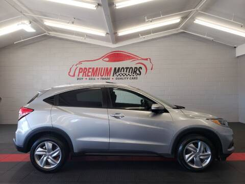 2020 Honda HR-V for sale at Premium Motors in Villa Park IL