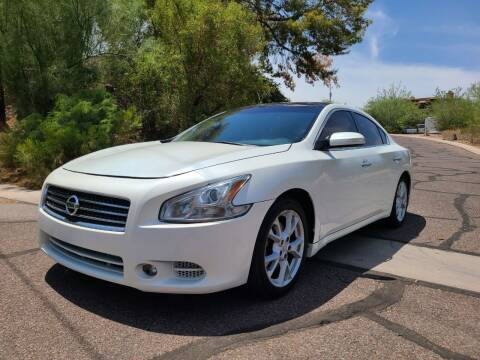 2013 Nissan Maxima for sale at BUY RIGHT AUTO SALES in Phoenix AZ