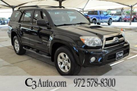 2006 Toyota 4Runner for sale at C3Auto.com in Plano TX