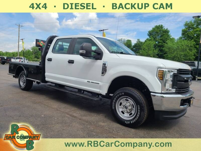2018 Ford F-250 Super Duty for sale at R & B CAR CO - R&B CAR COMPANY in Columbia City IN