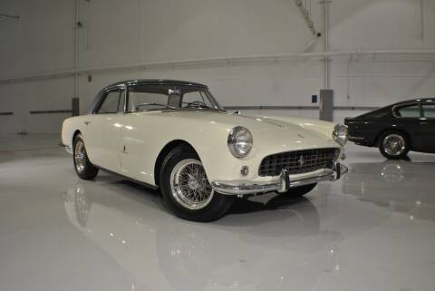 1959 Ferrari 250 GT COUPE PININFARINA for sale at Euro Prestige Imports llc. in Indian Trail NC