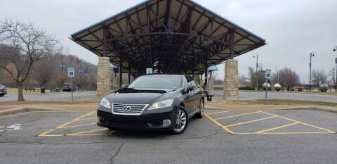 2010 Lexus ES 350 for sale at D&C Motor Company LLC in Merriam KS