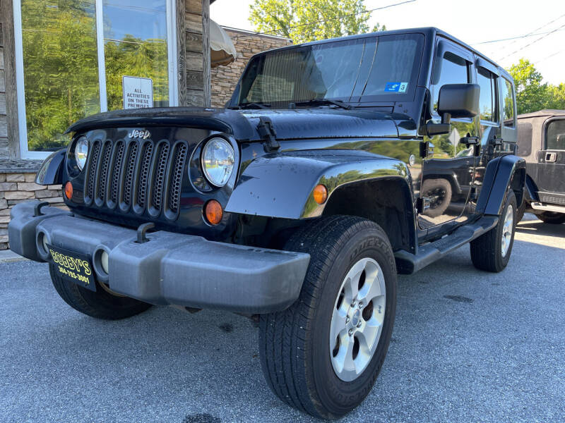 2007 Jeep Wrangler Unlimited for sale at Bobbys Used Cars in Charles Town WV