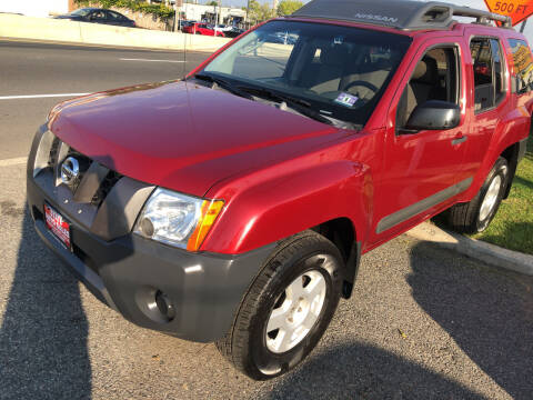 2005 Nissan Xterra for sale at STATE AUTO SALES in Lodi NJ