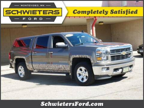 2015 Chevrolet Silverado 1500 for sale at Schwieters Ford of Montevideo in Montevideo MN