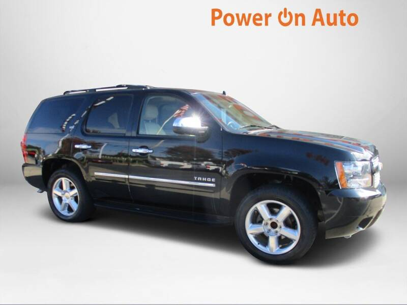 2010 Chevrolet Tahoe for sale at Power On Auto LLC in Monroe NC
