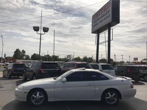 1999 Lexus SC 300 for sale at United Auto Sales in Oklahoma City OK